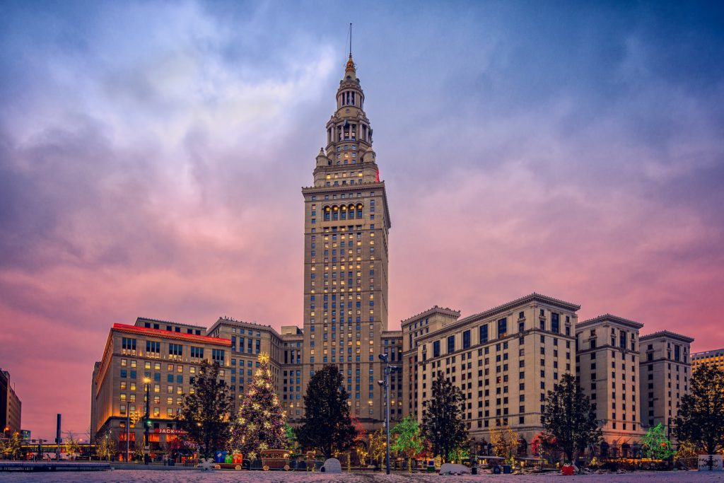 Cleveland Ohio Tower City