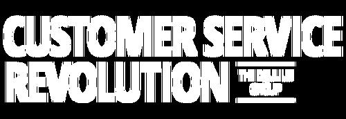 Customer Service Revolution Logo